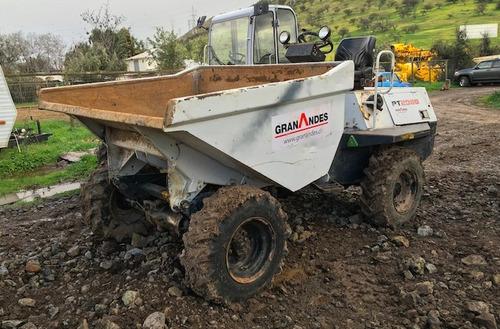 dumpers todo terreno 4x4, desde 1 a 10 toneladas