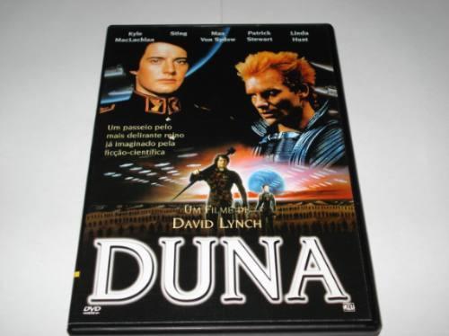 duna de david lynch com sting dvd original