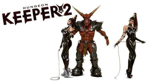 dungeon keeper 2 juego pc original español