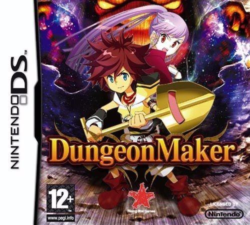 dungeon maker nds