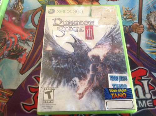 dungeon siege iii. xbox 360