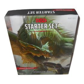 Dungeons & Dragons Starter Set + Completo +++