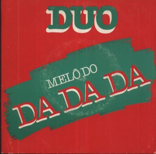duo compacto vinil melô do da da da 1982 stereo