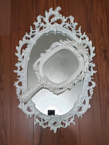 duo de espejos vintage