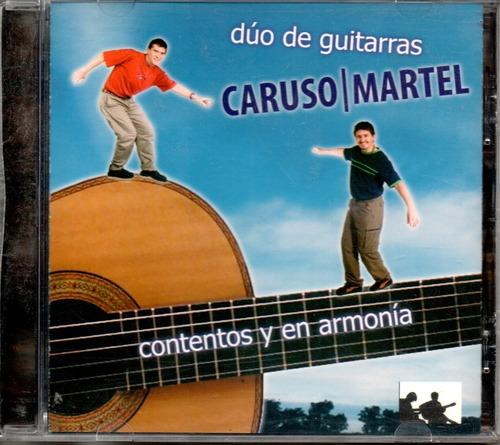 dúo de guitarras caruso / martel