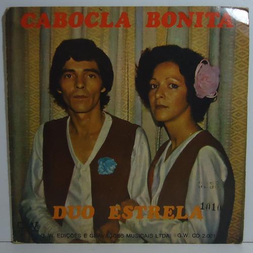 duo estrela 1980 cabocla bonita compacto encontro feliz