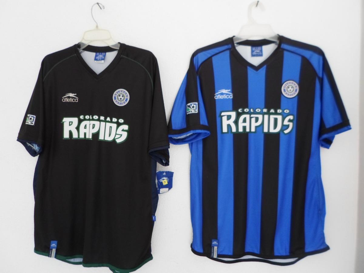 huge discount 0a176 603d6 Duo Jerseys De Coleccion Colorado Rapids Mls