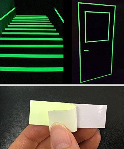duofire cinta adhesiva luminosa984 longitud x 047 ancho 12cm