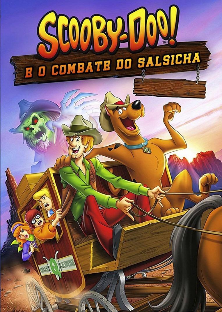 Duologia De Desenhos Animados Scooby Doo Dublados R 20 00 Em