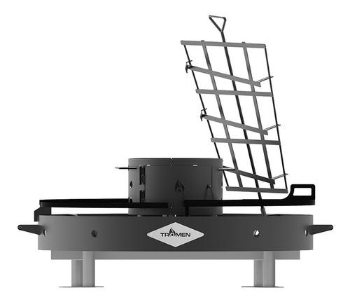 duomo tromen asador fogon movil trm1172 110 cm pintumm