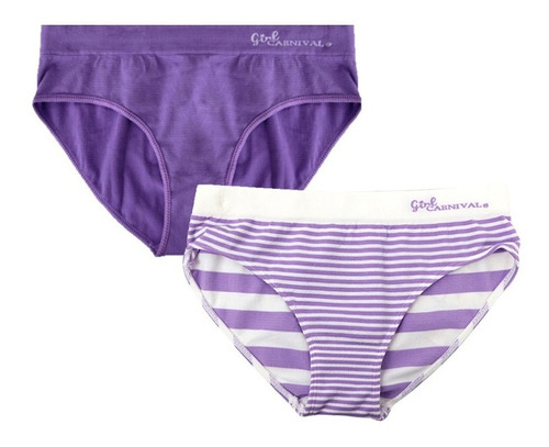 duopack calzon estilo bikini seamless tp7857