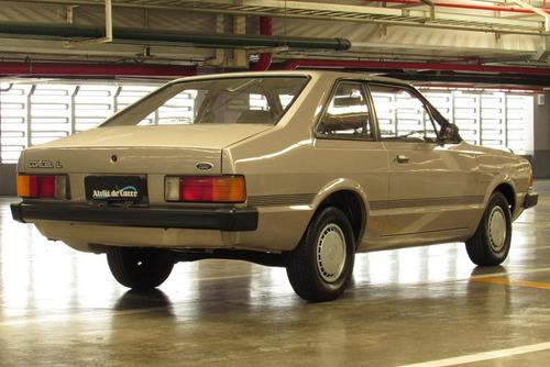 dupla corcel e belina astro 86 originais ateliê do carro