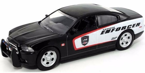 dupla dodges charger pursuit escala 1/43 show