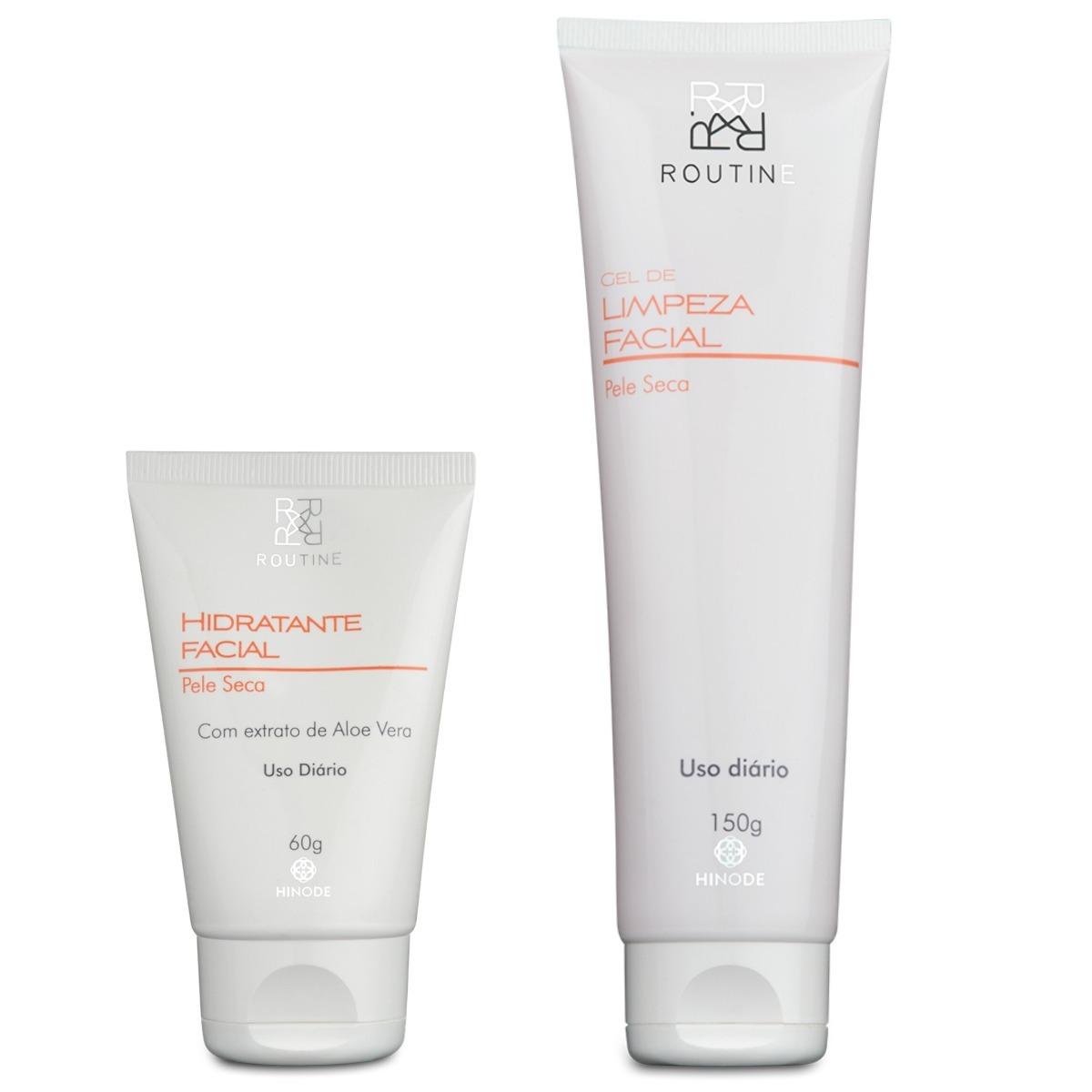 Dupla Limpeza Facial Pele Seca Cuidados Com O Rosto R 67 00 Em