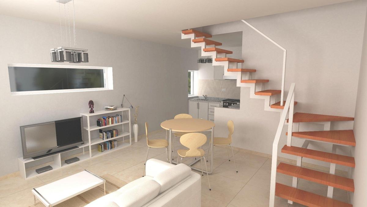 duplex 1 dormitorio con terraza exclusiva - barrio pichincha - santiago al 30 - oportunidad de inversion