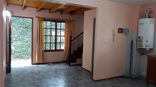 duplex 2 ambientes al frente