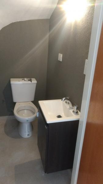 duplex 2 dorm , 2 baños y cochera -75 mts 2 -estrenar-san carlos.