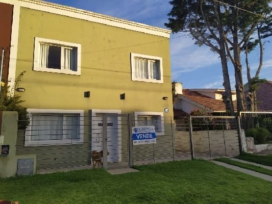 duplex 3 amb amplio con trotadora y parrilla - semi nuevo -  colinas de peralta ramos