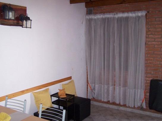 duplex 3 ambientes - alquiler (5 personas)