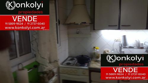 duplex 3 ambientes con cochera apto credito