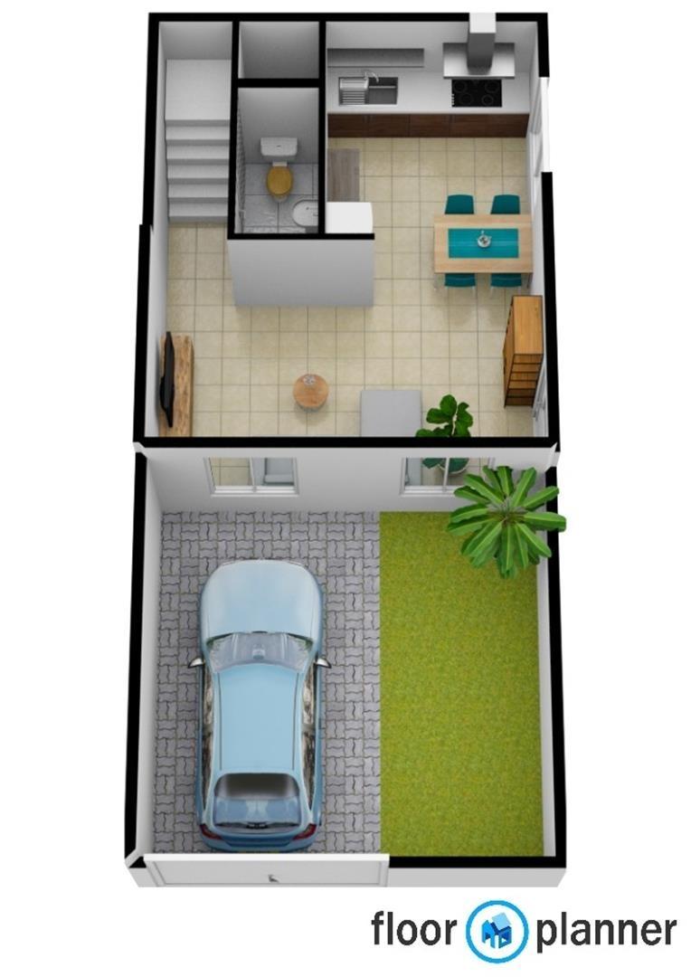 dúplex 3 ambientes con cochera castelar norte