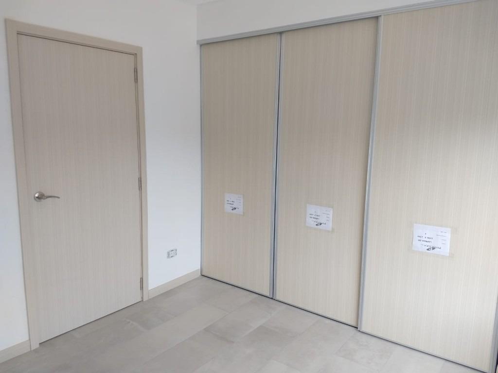 duplex 3 ambientes con cochera en construccion