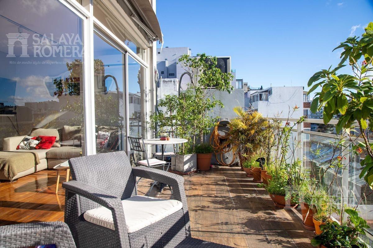 duplex 3 ambientes con cochera fija y terraza ! - palermo