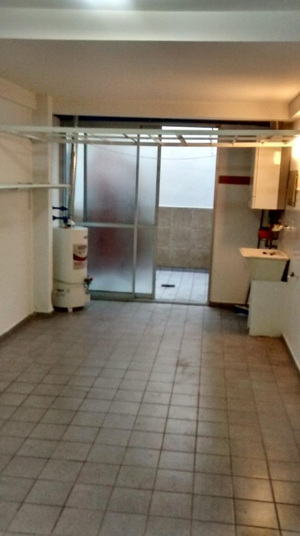 duplex 3 ambientes con garage - patio - parque luro
