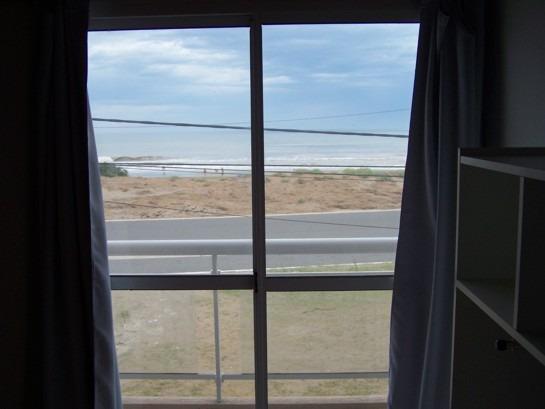 duplex 3 ambientes frente al mar - mar del tuyu