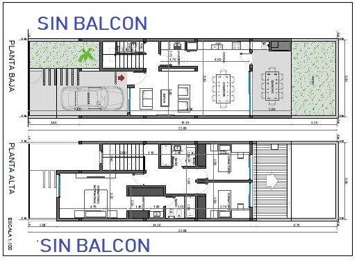 duplex 3 dorm llave en mano u$d 48138 (ref 349146) cga