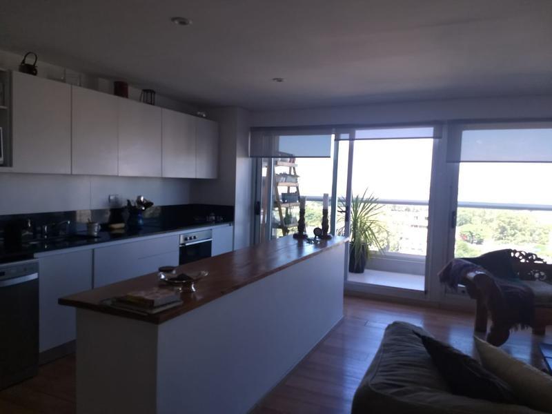 duplex 3 dormitorio piso alto palmera de  olivos