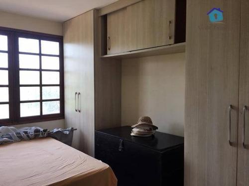 duplex, 3 dormitórios a 200 metros da praia de tabatinga 2 - ca0388