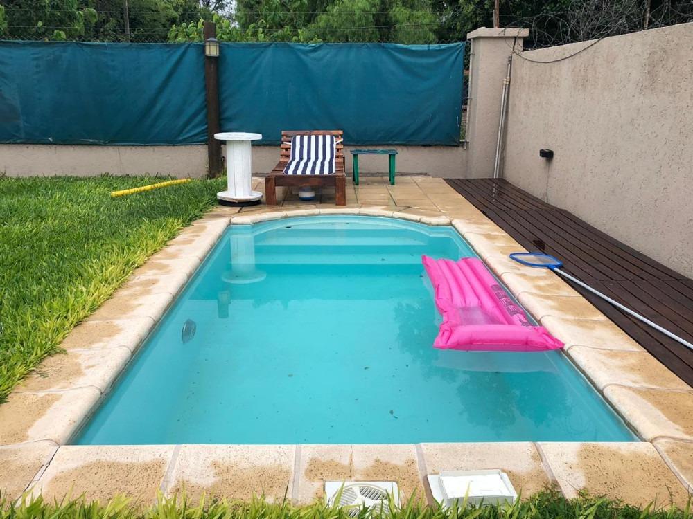dúplex 3 dormitorios categoría galería y piscina -