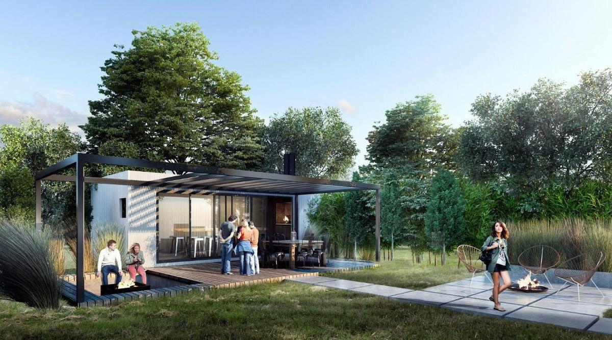 dúplex 3 dormitorios categoría - mts jardín claret
