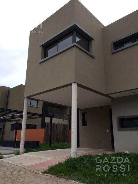 duplex 3 dormitorios en alquiler complejo espacio las cavas, canning