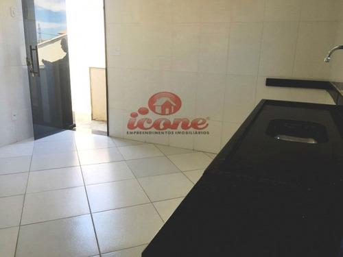 duplex 3 quartos,  com vista mar, piscina - 319