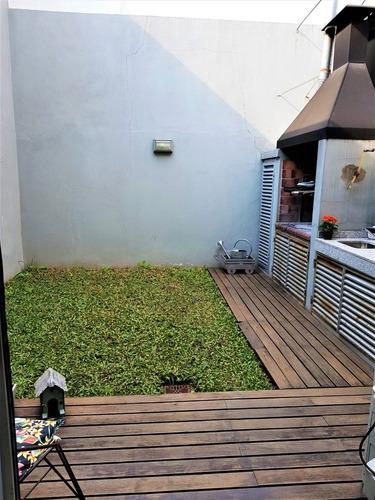 duplex 4 amb. c/esp. gcoche y 1 coch. cub. jardin y terraza