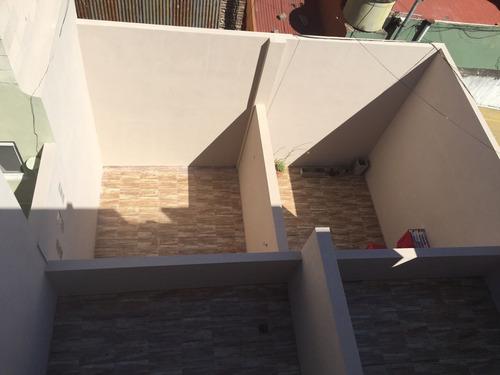 duplex 4 amb con garage y terraza  devoto  marco sastre 4800