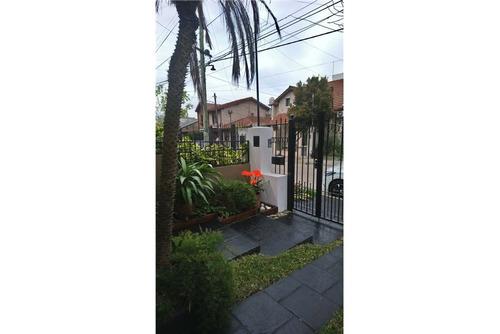 duplex 4 amb patio garage ciudad jardín el palomar