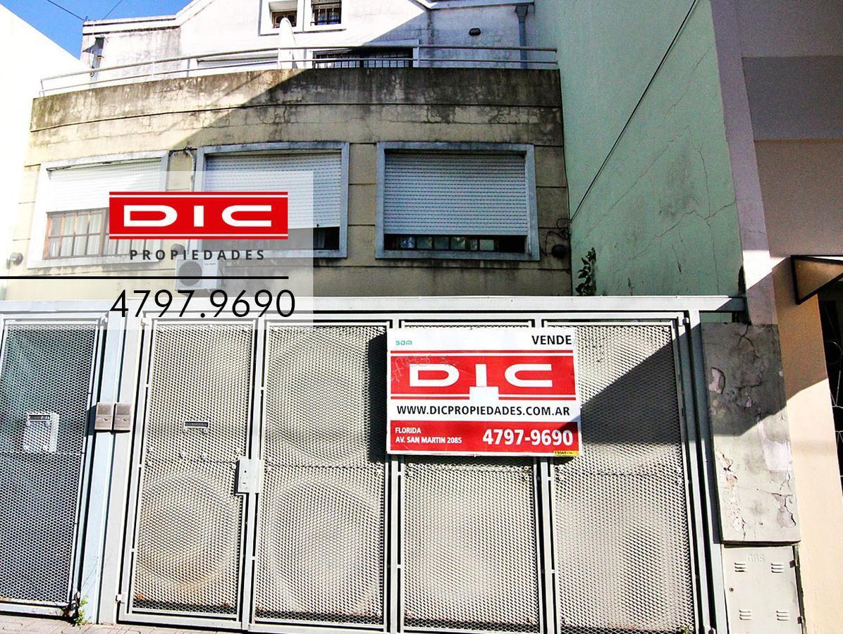 duplex 4 amb   play - florida belgrano-oeste