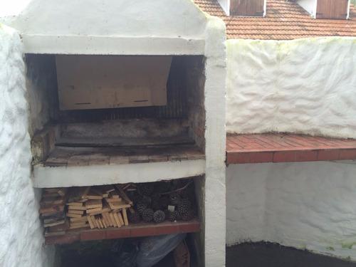 duplex 4 amb. san bernardo con cochera y patio