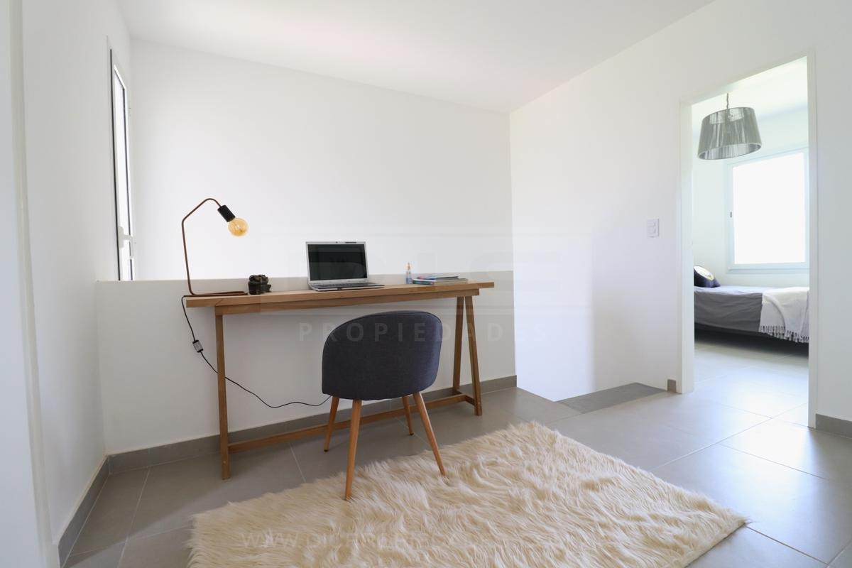 duplex 4 ambientes a estrenar en barrio privado