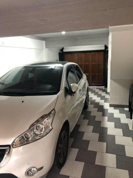 duplex 4 ambientes, cochera p/ 2 autos cubierta