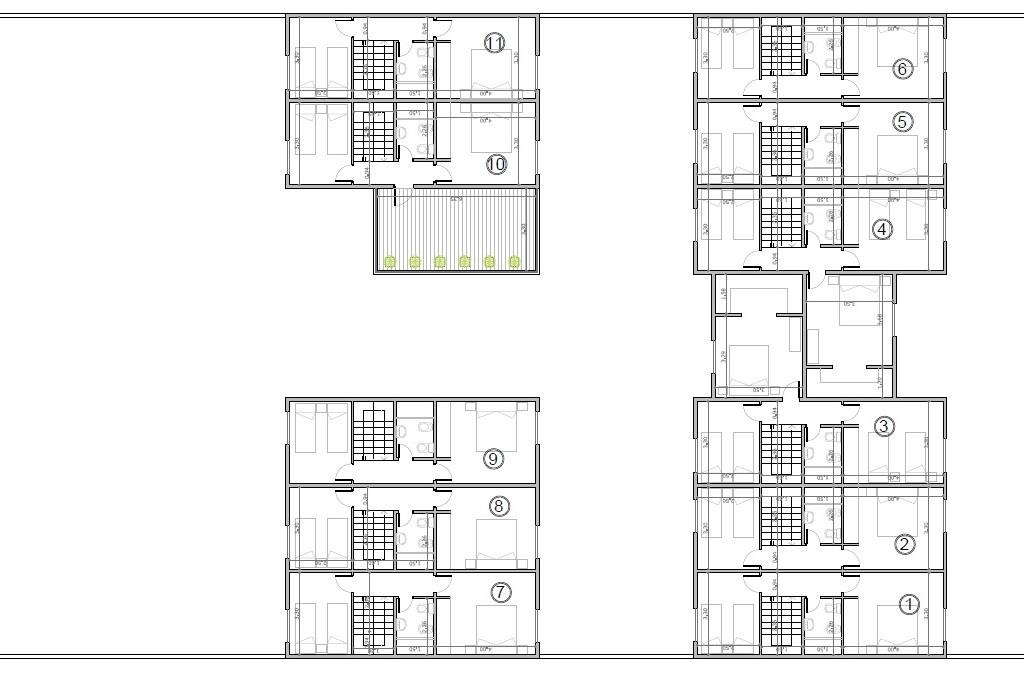 duplex 4 ambientes con cochera obra en pozo