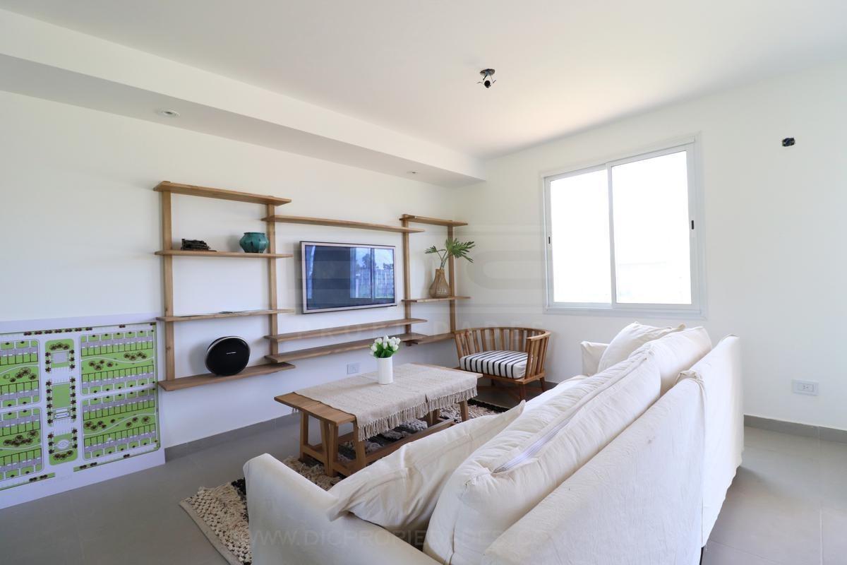 duplex 4 ambientes en pozo en barrio privado