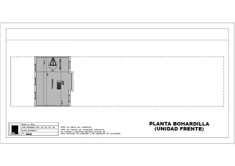 dúplex 5 ambientes de categoría - olivos