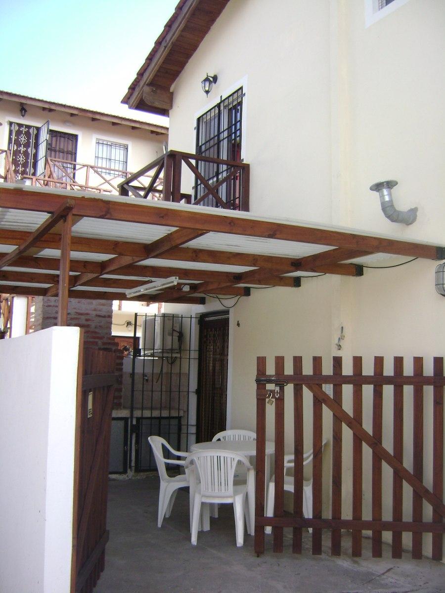 duplex a 1 del mar con garage techado - calle 81 n° 154 uf4