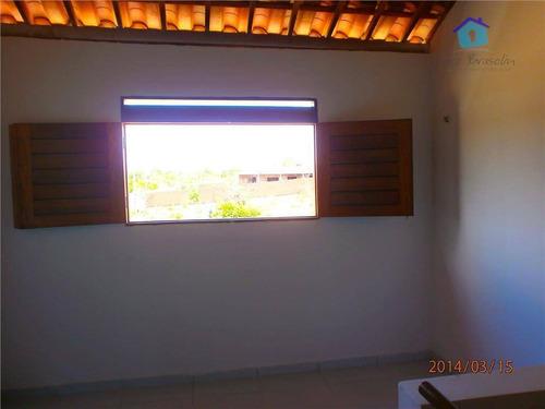 duplex a 300 metros da praia de carapibus, 3 e 4 dormitórios - ca0148