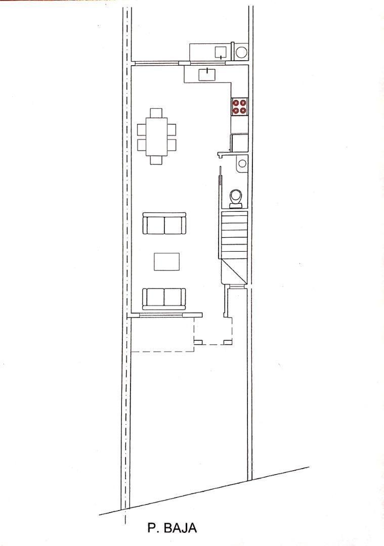 duplex a estrenar :: 3 ambientes :: ituzaingo