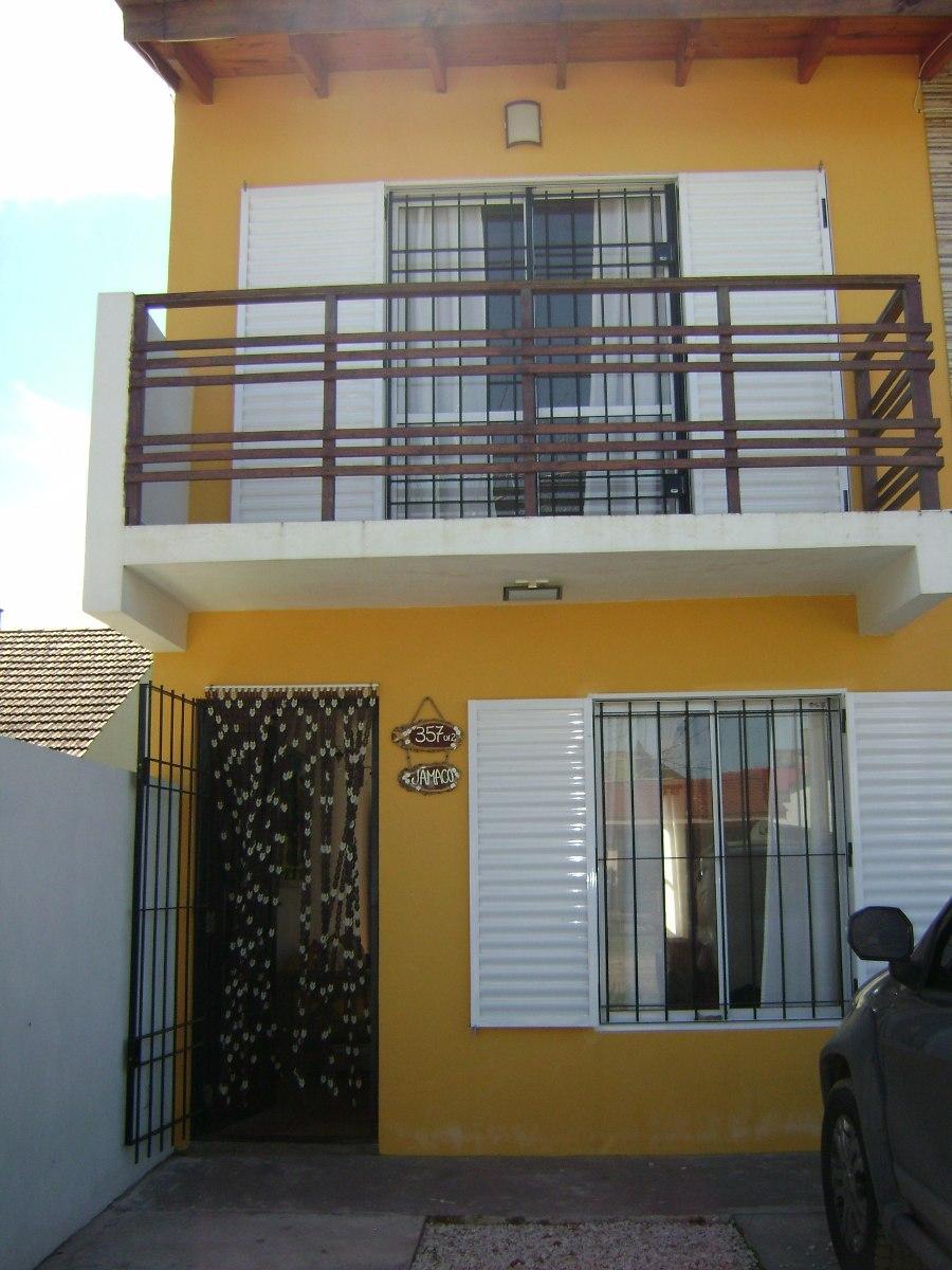 duplex a tres cuadras del mar - calle 84 n° 357 mar del tuyu